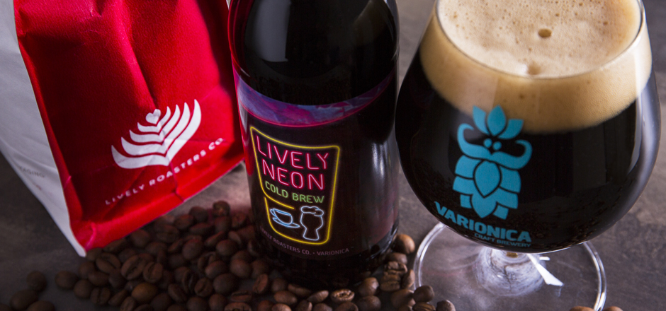Varionica Lively Neon Cold Brew