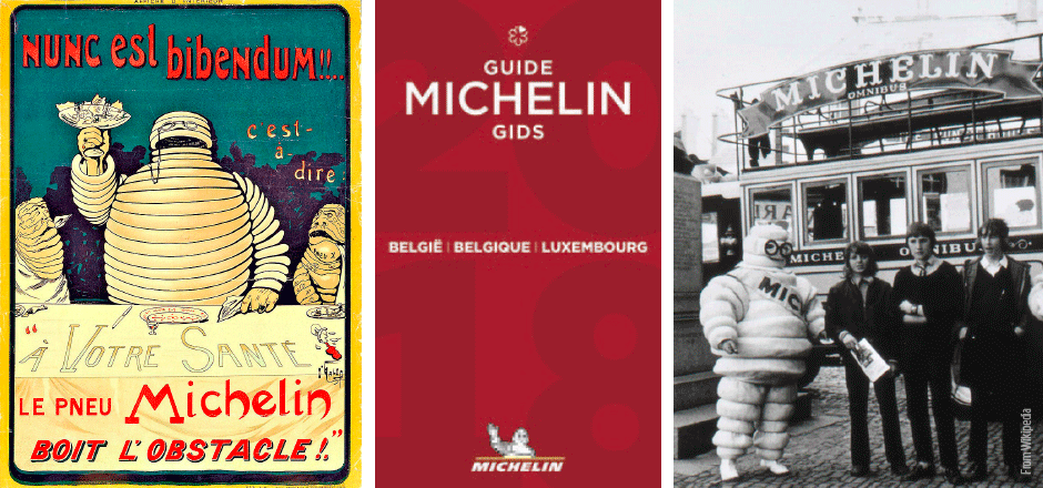 Michelin Guide Bibendum