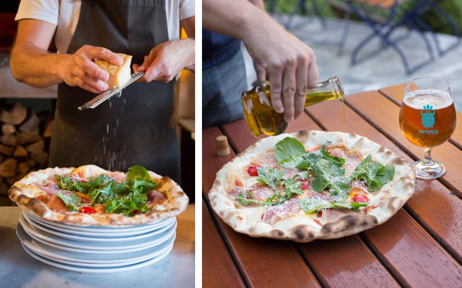 Varionica pivo i Karijola pizza