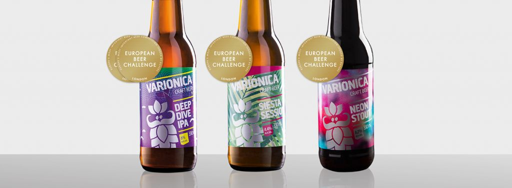 varionica craft beer craft pivo brewery deep dive siesta session neon stout golde medal double gold medal european beer challenge 2021 pivski oscar pivo za hedoniste beer for hedonists