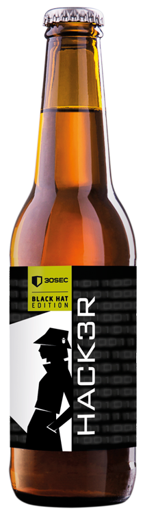 Hack3r IPA Black hat