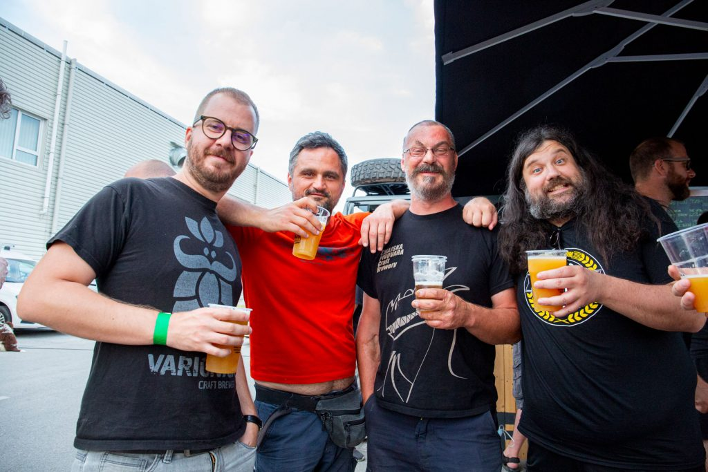 Varionica craft brewery Zmajska pivovara Nova runda Kolaboracija 2