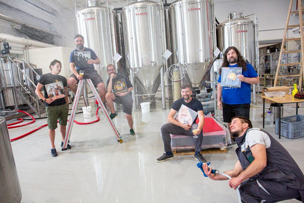 Kolaboracija 2 Varionica craft brewery Zmajska pivovara Nova runda Zabok