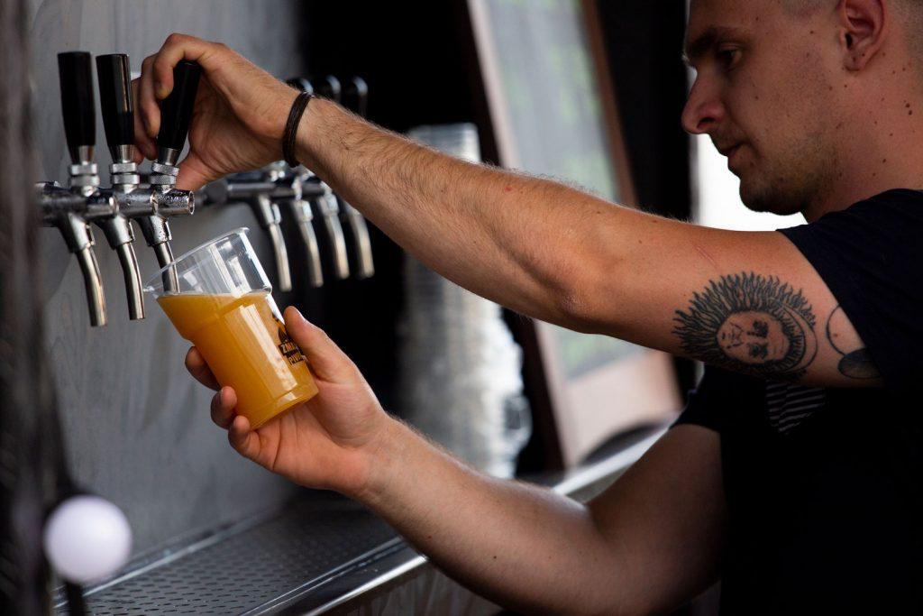 Kolaboracija 2 Varionica craft brewery Zmajska pivovara Nova runda
