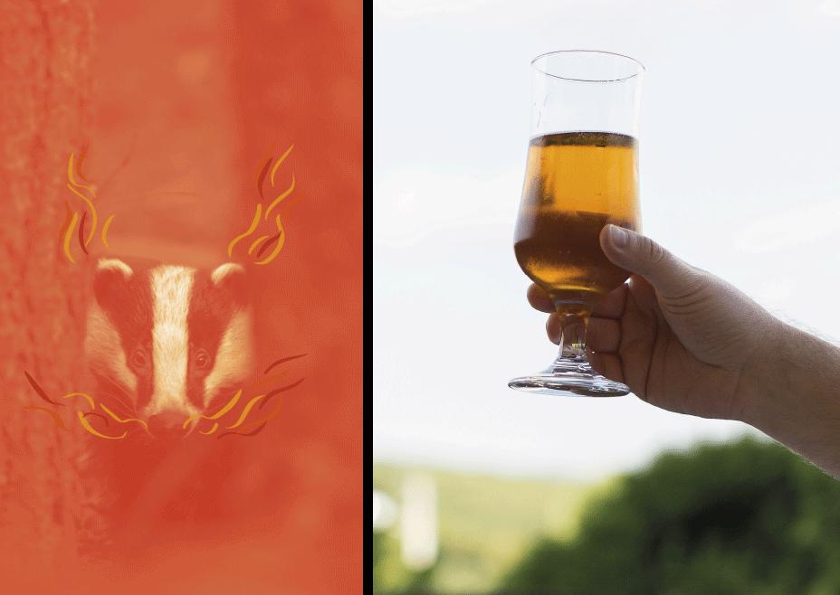 craft pivo plameni jazavac