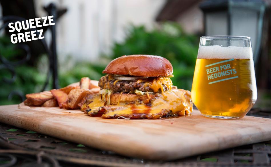 Varionica craft brewery craft pivovara craft pivo hrvatsko craft pivo burgeri Steel&Meat Sparivanje burgera i piva Sparivanje hrane i piva Pale ale Pop!lager Deep dive